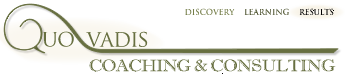 Quo Vadis Coaching and Consulting